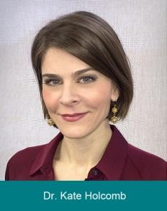 Dr. Kate Holcomb_Wordpress