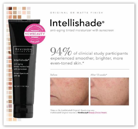 Product of the Month - Revision Intellishade