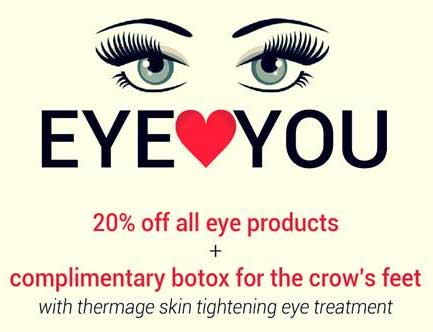 Eye Love Promotion